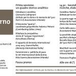 Rifessioni di pace intorno alla guerra, Bologna 15-5-2015