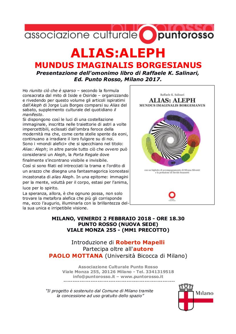 Presentazione Alias:Aleph 2-2-2018