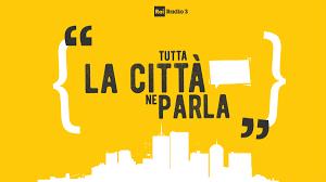 Intervista a Tutta la città ne parla, 15-2-2018