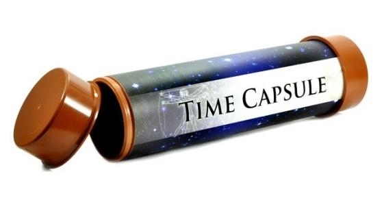 Le capsule del tempo, da Alias 4-1-2019