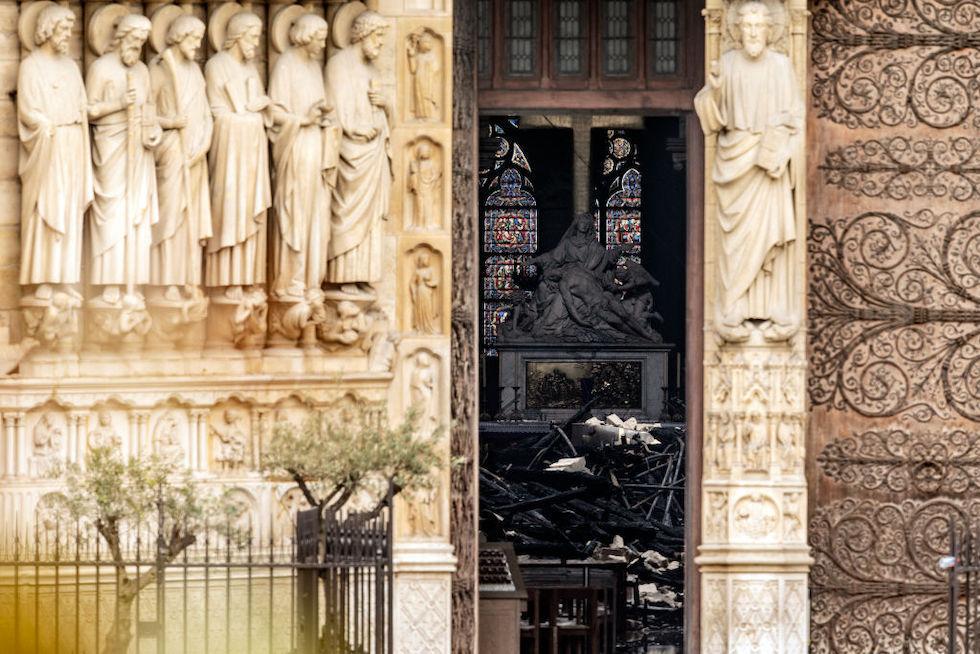 Il Mistero della Cattedrale, da Alias 20-4-2019