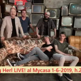 Deg Herl in concert! Live at Mikasa 1-6-2019, h.21.30